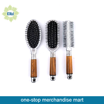high quality wholesale hair brush set with nice paddle